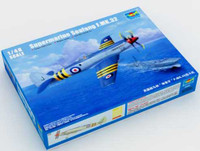 Supermarine Seafang F Mk 32 Fighter 1/48 Trumpeter