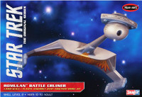 Star Trek Romulan Battle Cruiser (Snap) 1/1000 Polar Lights