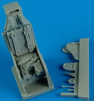 A-4 Ejection Seat w/Safety Belts 1/32 Quickboost