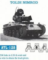 Toldi Nimrod Tank Track Link Set 1/35 Fruilmodel