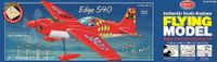 "Edge 540 Laser Cut 20"" Wingspan Guillows"