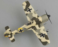 FW-190A-6 5/JG54 Autumn 1943 (Built-up Plastic) 1/72 Easy Model