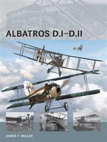 Air Vanguard Albatros DI-DII Osprey Books