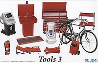 Garage Tools Set #3 1/24 Fujimi