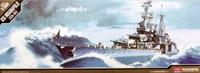 USS Indianapolis CA35 Heavy Cruiser (New Tool) 1/350 Academy