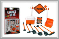 Construction Accessories 1/24 Phoenix Toys