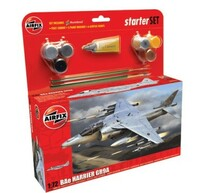 BAe Harrier GR9 Starter Set 1/72 Airfix