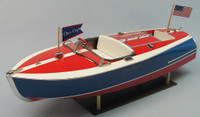 Chris-Craft 1938 16' Painted Racer Dragon