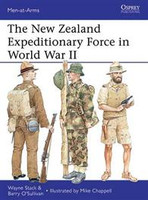 The New Zealand Expeditionary Force in World War II Osprey Books
