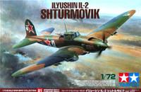 IL-2 Sturmovik Fighter 1/72 Tamiya