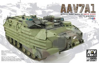 AAVP7A1 RAM/RS w/EAAK Amphibious Assault Vehicle 1/35 AFV Club