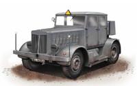 SS100 Gigant Schwerer Radschlepper German Heavy Tractor 1/72 Special Hobby