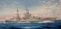 USS Indianapolis CA-35 Cruiser, 1945 1/350 Trumpeter