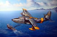 HU16A Albatross USAF Amphibian Aircraft 1/48 Trumpeter