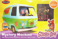 Scooby Doo Mystery Van (Snap) 1/25 Polar Lights