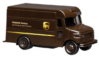 "UPS Delivery Truck (5.5""L) (Plastic) Real Toy"