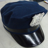Police Junior Size Cap Stevens Hats