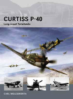 Air Vanguard: Curtiss P-40 Long-Nosed Tomahawks Osprey Books