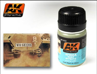 Africa Dust Effects Enamel 35ml AK Interactive