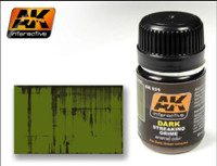 Dark Streaking Grime Enamel 35ml AK Interactive