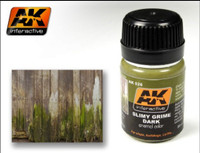 Slimy Grime Dark Enamel 35ml AK Interactive