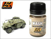DAK Vehicle Wash Enamel 35ml AK Interactive