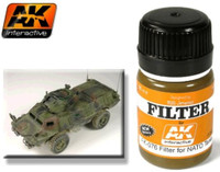 NATO Tank Filter Enamel 35ml AK Interactive
