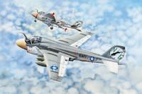 A-6A Intruder Aircraft 1/32 Trumpeter