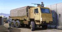 US M1083 MTV (Medium Tactical Vehicle) Cargo Truck with Armored Cab 1/35 Trumpeter