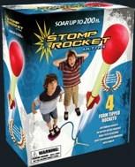 Ultra Stomp Rocket Set D & L Rockets