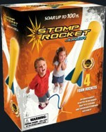 Junior Stomp Rocket Set D & L Rockets