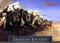Templar Knights Cavalry 28mm Fireforge Games