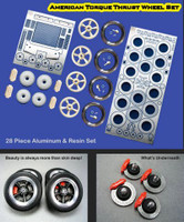 Shelby GT500 Big Scale Detail Set for REV 1/12 Scale Motorsport