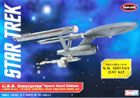 Star Trek USS Enterprise 'Space Seed' Edition with Botany Bay 1/1000 Polar Lights