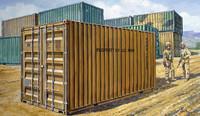 20' Military Container 1/35 Italeri