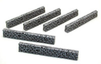 Block Type Stone Wall (6) 1/72-1/32 Pegasus