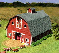 Country Barn N American Model Builders