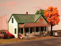 Corydon General Store & Post Office N American Model Builders
