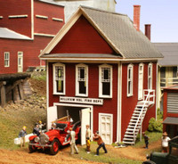 Hillview Volunteer Fire Co. N American Model Builders
