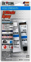 5-Minute Epoxy (1 oz. tube) (2) Devcon