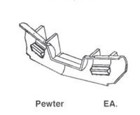 Snow Plow w/Open MU Doors ATSF, & BNSF HO Details West