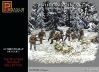 WWII Russian Infantry Winter Dress Set #2 (34) 1/72 Pegasus