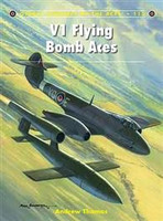 Aircraft of the Aces: V1 Flying Bomb Aces Osprey Books