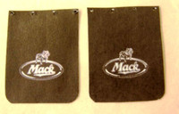 Mack Truck Mud Flap Set 1/25 Plastic Dreams