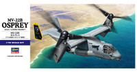 MV-22B Osprey USMC Tiltrotor Transport Helicopter 1/72 Hasegawa