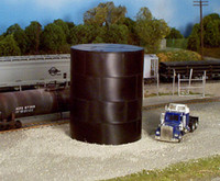 29' Water/Oil Tank Kit (Flat Top) HO Rix Products