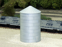 40' Corrugated Grain Bin N Rix Products