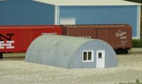 "Quonset Hut (1-13/16"" X 2-7/8"" X 1/8"") N Rix Products"