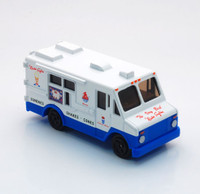 "3"" Mister Softee Diecast Ice Cream Truck (1/72 scale)"