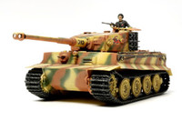 German Tiger I Late Production Tank 1/48 Tamiya
